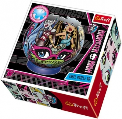 Puzzle ORB 96 Monster High II (60263) 60263