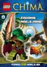 Lego Legends of Chima Zadanie naklejanie (LAS201)