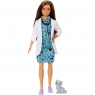 Barbie kariera: Weterynarz (DVF50/GJL63)