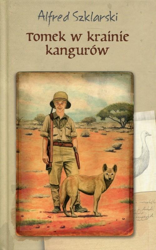 Tomek w krainie kangurów Szklarski Alfred