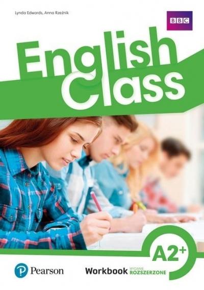 English Class A2+. Workbook. Wydanie rozszerzone 2020 Lynda Edwards, Anna Rzeźnik
