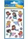 Tatuaże dla dzieci - Syrenki (56763)