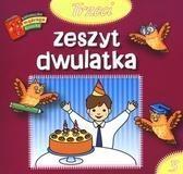 Trzeci zeszyt dwulatka Biblioteczka mądrego dziecka Wiśniewska Anna