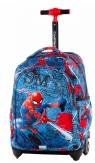 Coolpack - Disney - Jack - Plecak na kółkach - Spider-man Denim (B53304)