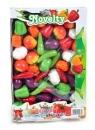 Plastikowe owoce i warzywa