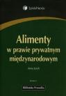 Alimenty w prawie prywatnym międzynarodowym Juryk Anna