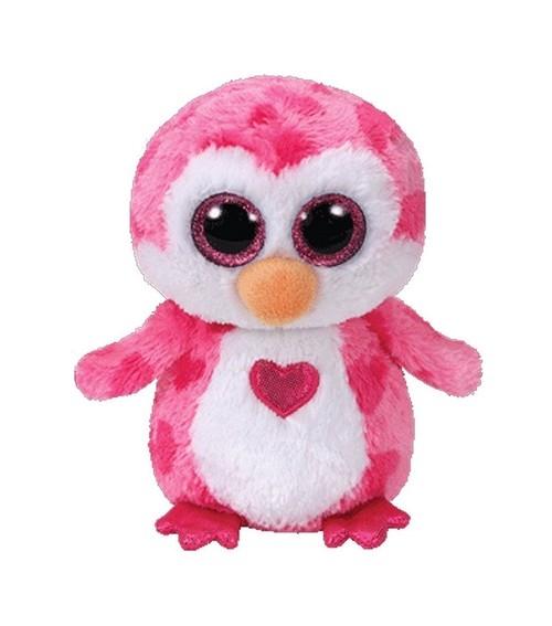 Beanie Boos JULIET - pink peng