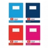 Notatnik A6/32k krata - notesik do słówek (413633)mix kolorów