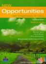 Opportunities New Intermediate Students Book z płytą CD Kurs Harris Michael, Mower David, Sikorzyńska Anna
