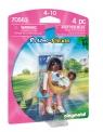 Playmobil Playmo-Friends: Mama z dzieckiem w chuście (70563)