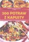 200 potraw z kapusty Barbara Jakimowicz-Klein