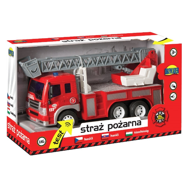 DROMADER Auto straż pożarna (00763)