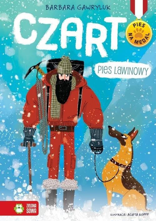 Pies na medal. Czart - pies lawinowy Gawryluk Barbara