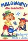 Zabawy Gosi i Zosi Malowanki dla malucha