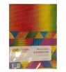 Tektura falista Rainbow A4 - 5 arkuszy (HA 7720 2030-RB)