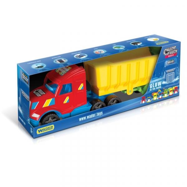 Pojazd Magic Truck Basic Wywrotka (36300)