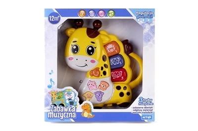 Pianinko Zabawka muzyczna Żyrafa E-Edu (129049)