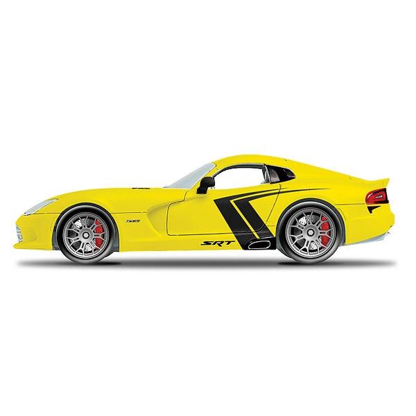 MAISTO Dodge Viper GTS SRT Yellow Custom (31363)