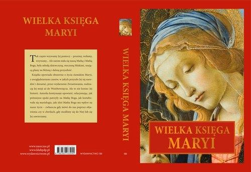 Wielka księga Maryi Mazur Dorota