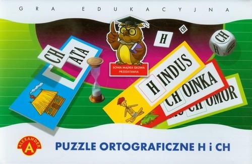 Puzzle ortograficzne h i ch  (0463)