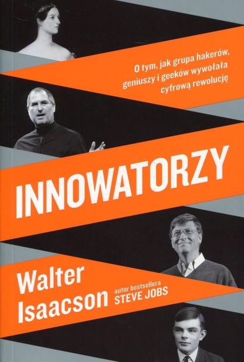 Innowatorzy Isaacson Walter