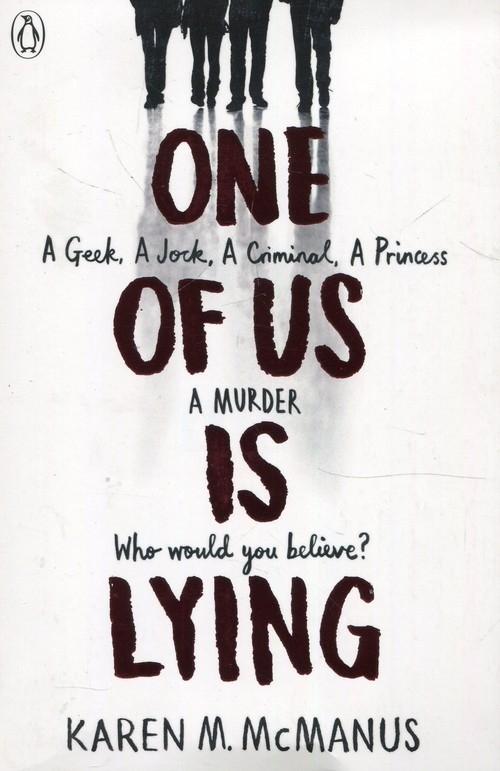 One Of Us Is Lying - McManus Karen M. - książka