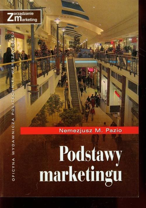 Podstawy marketingu Pazio Nemezjusz M.