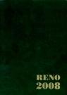 Kalendarz 2008. Reno