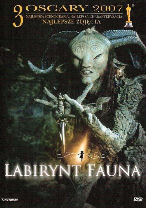Labirynt Fauna Guillermo del Toro