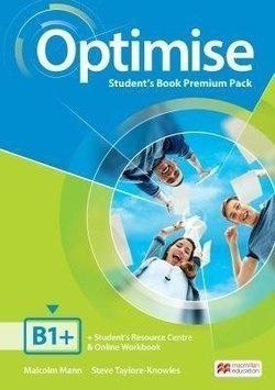 Optimise B1+ SB Premium MACMILLAN Malcolm Mann, Steve Taylore-Knowles