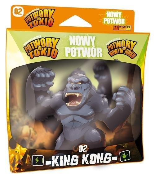 King Kong Nowy potwór