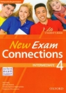 New Exam Connections 4 Intermediate Student's Book PLGimnazjum Kelly Paul, Krantz Caroline, Spencer-Kępczyńska Joanna