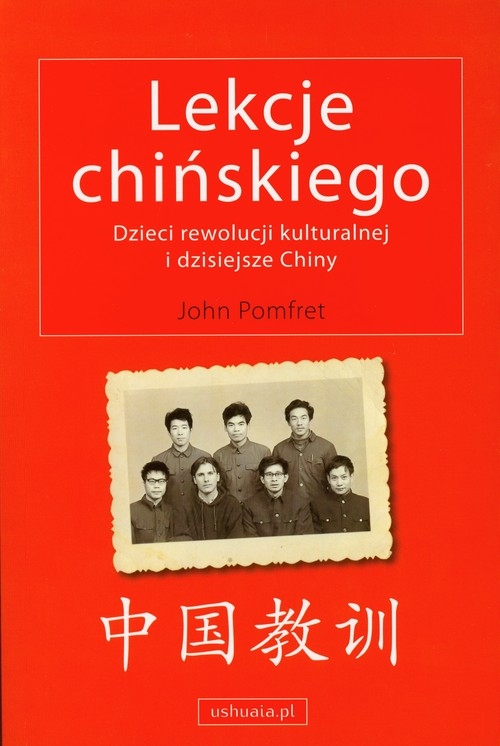 Lekcje chińskiego Pomfret John