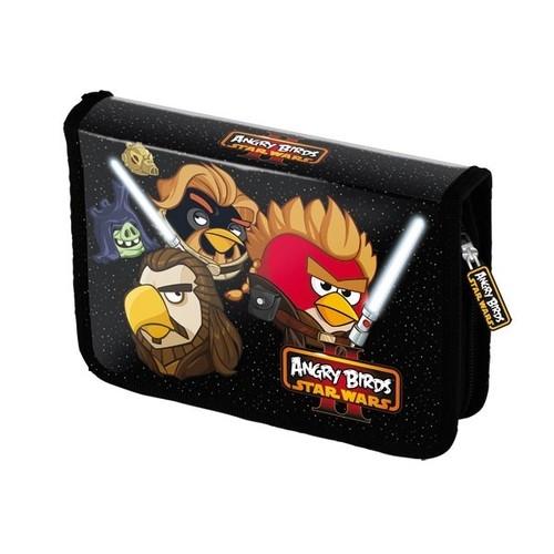 Piórnik dwuklapowy Angry Birds Star Wars II