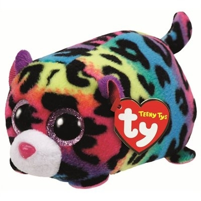 Maskotka Teeny Tys: Jelly - kolorowy gepard 10 cm (42163)