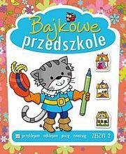 Bajkowe przedszkole zeszyt 2