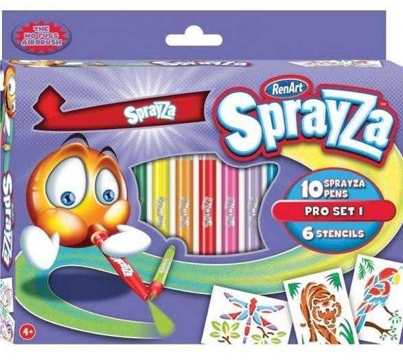 Sprayza Pro Set 1 DUMEL RenArt