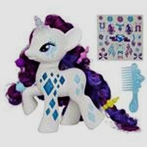 My Little Pony Świecąca Rarity (B0367EU40)