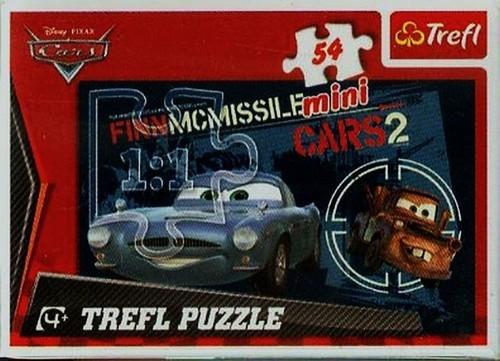 Puzzle mini 54 Auta (19363)