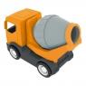 Tech Truck Budowlany - Betoniarka MIX (35360) Wiek: 1+