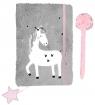 Pamiętnik pluszowy Unicorn (PP19UN-3673)