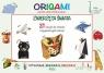 Origami. Zwierzęta świata
