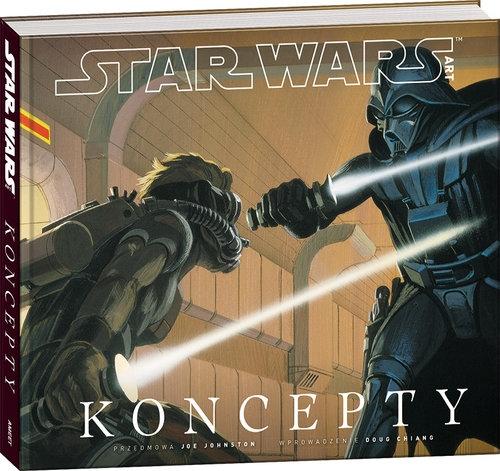 Star Wars Art Koncepty Johnston Joe, Chiang Doug