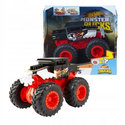 Hot Wheels: Monster Trucks Pojazd z Kraksą