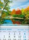 Kalendarz 2011 KT13 Jesień trójdzielny