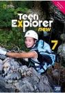 Teen Explorer New. Podręcznik do języka angielskiego dla klasy siódmej Angela Bandis, Diana Shotton, Katrina Gormel