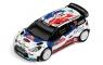 Citroen DS3 WRC #22 B. Bouffier