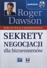 Sekrety negocjacji dla biznesmenów  (Audiobook)