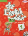 The English Ladder 1 Activity Book with Songs Audio CD House Susan, Scott Katharine, House Paul