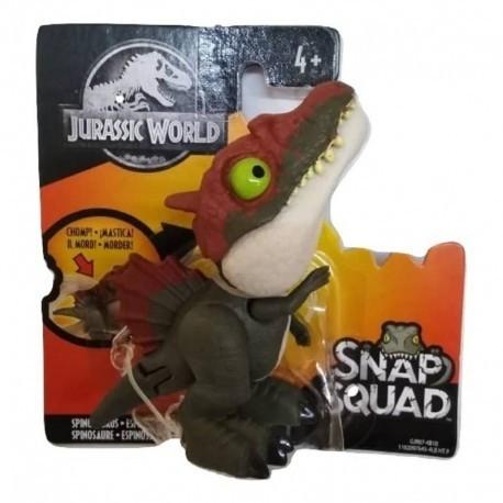 Figurka Snap Squad Dinozaury Spinosaurus Jurassic World (GGN26/GJR07)
